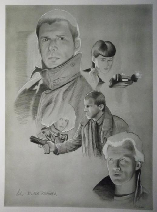 Harrison Ford por stephane14
